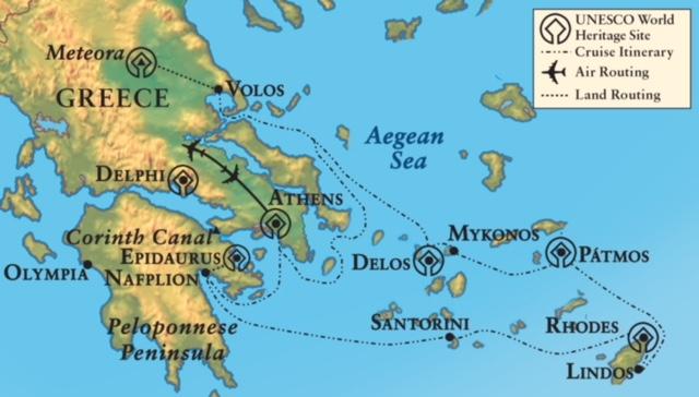 Island Life In Ancient Greece Queen S Alumni