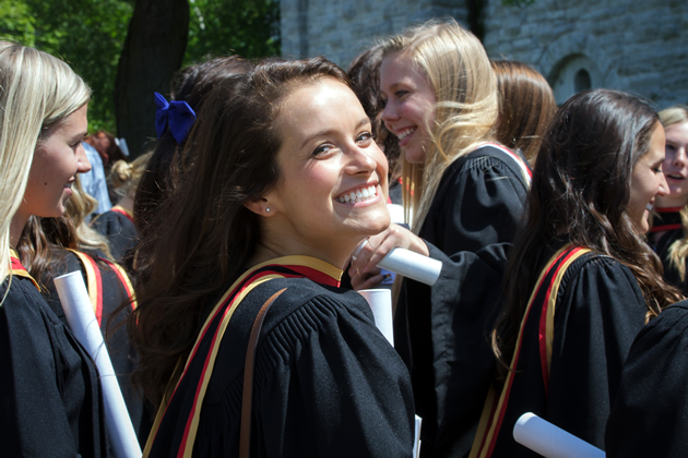 Fall 2015 Application to Graduate Deadline Queen's University