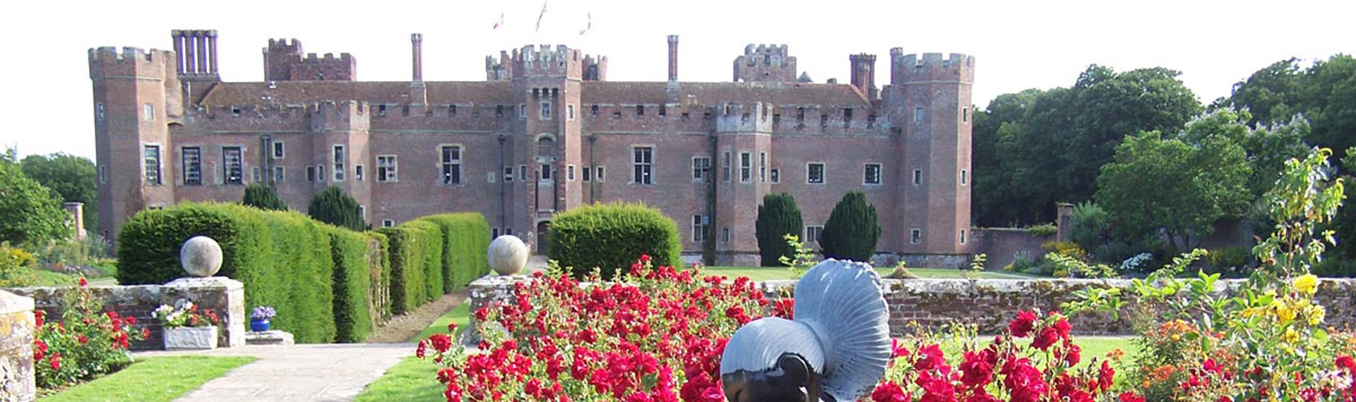 Spend the summer at the Castle
