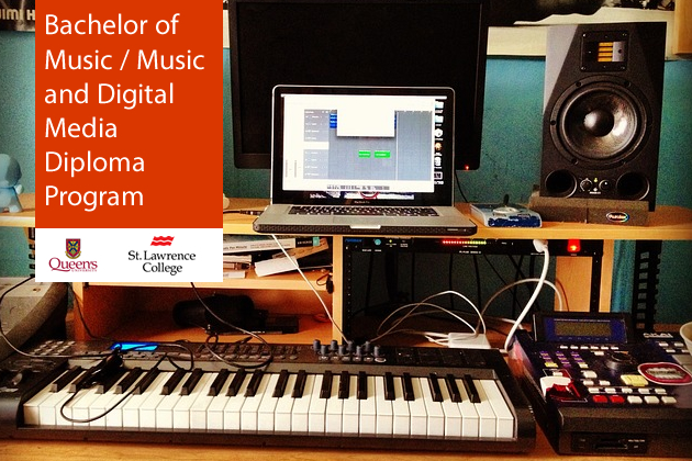 Bachelor of Music / Music and Digital Media Diploma Program