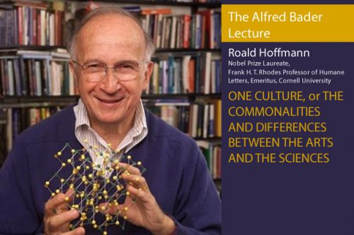 Roald Hoffman Nobel Laureate Queen's University