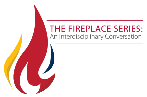 The Fireplace Series Logo and Wordmark