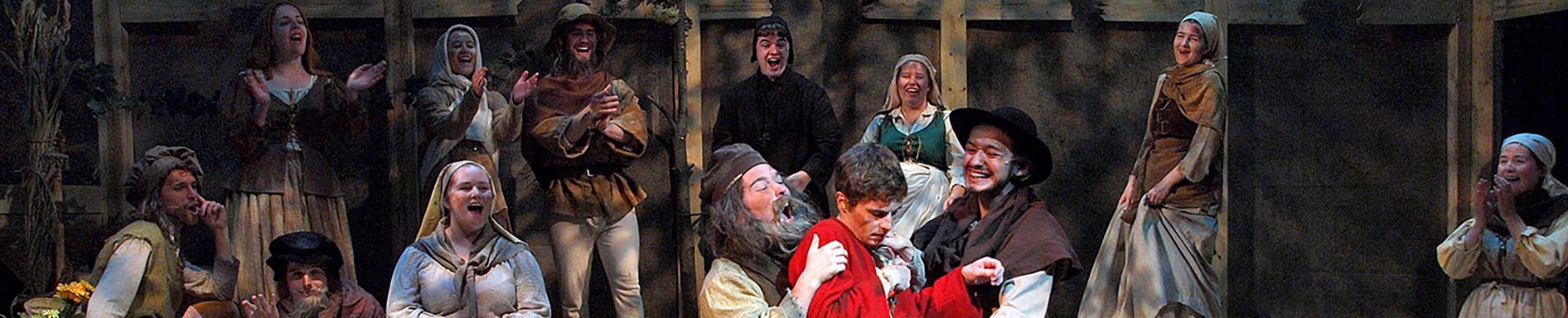 Image of a scene from a play