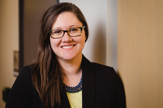 Katie Phillips, Administrative Assistant to the Associate Deans (Studies)