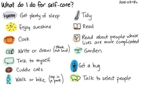my self care
