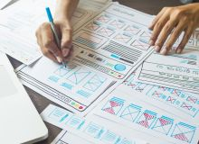 Hands and design templates