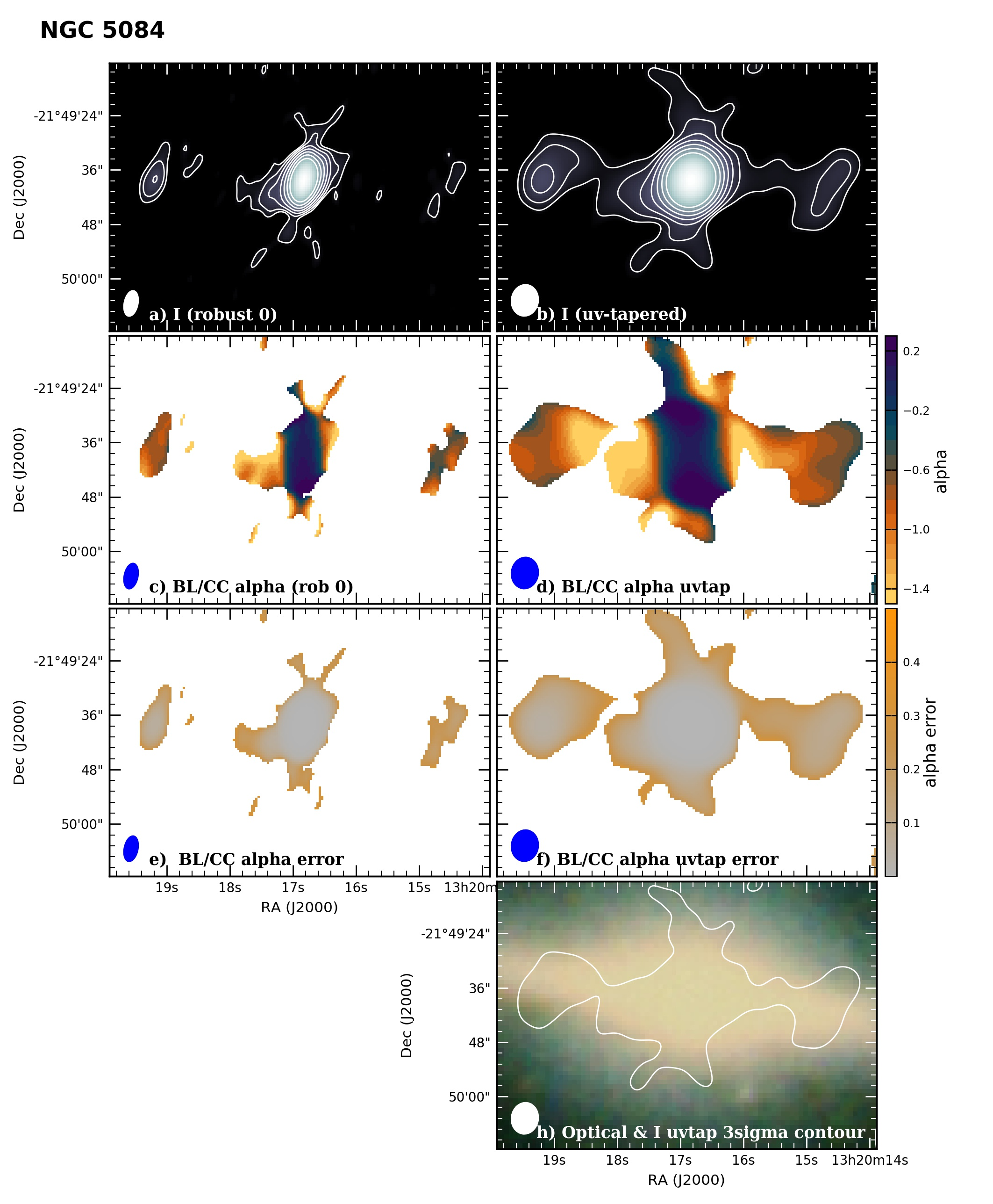 Panel image of NGC5084 from B configuration data release III (Irwin et al. 2019)