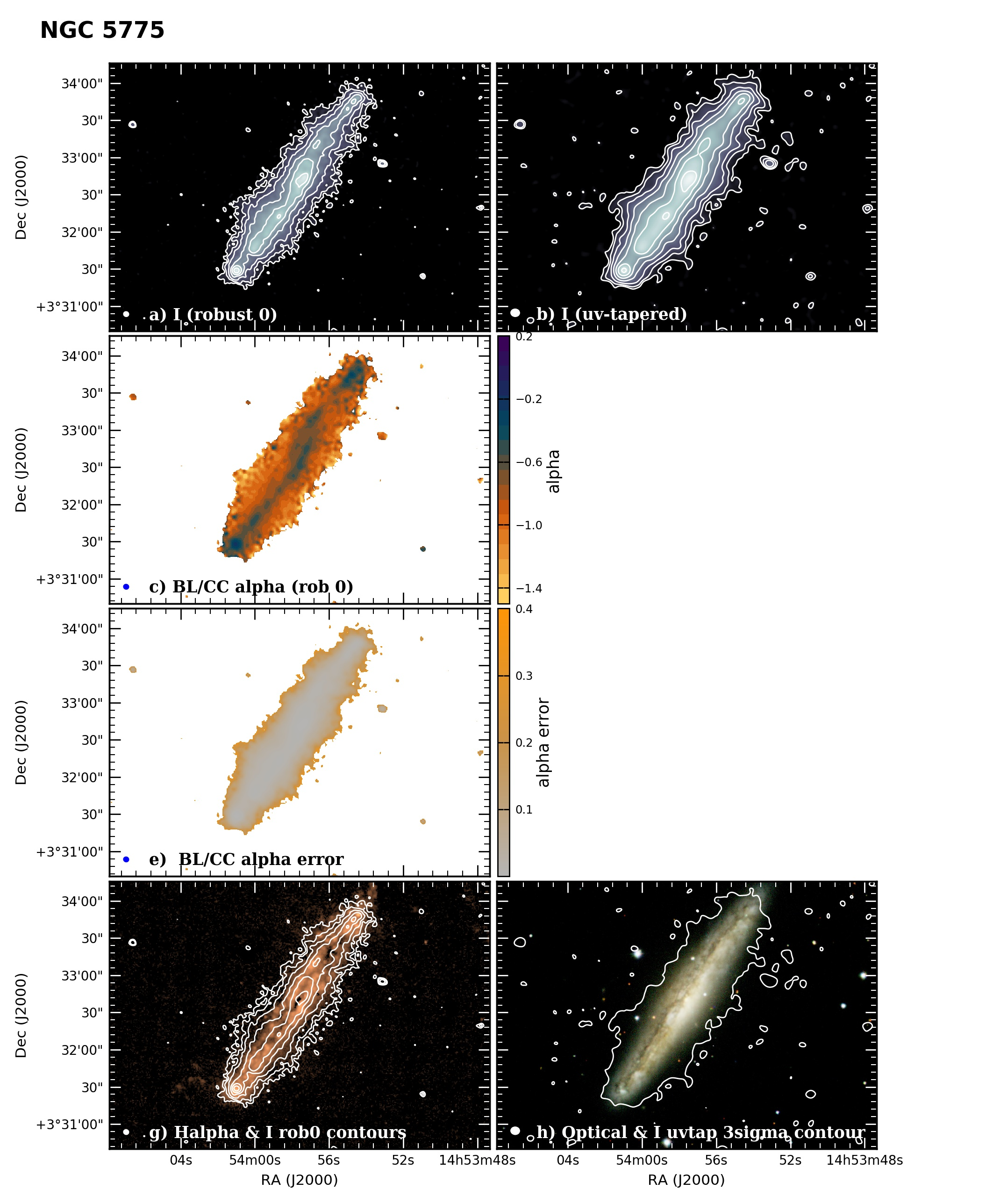 Panel image of NGC5775 from B configuration data release III (Irwin et al. 2019)