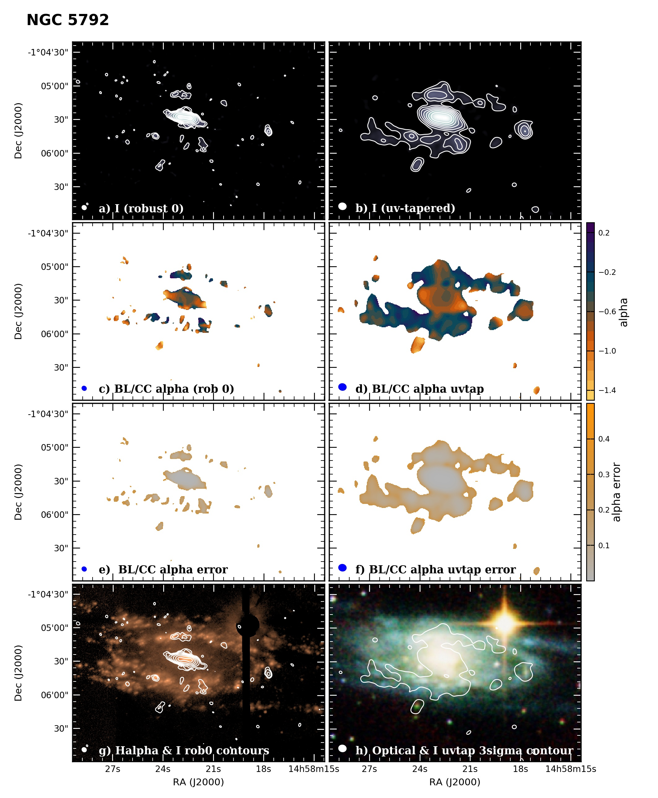 Panel image of NGC5792 from B configuration data release III (Irwin et al. 2019)