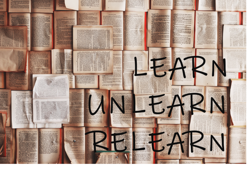 Learn, Unlearn, Relearn