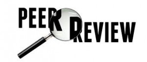Taking a closer look at the peer-review process.
