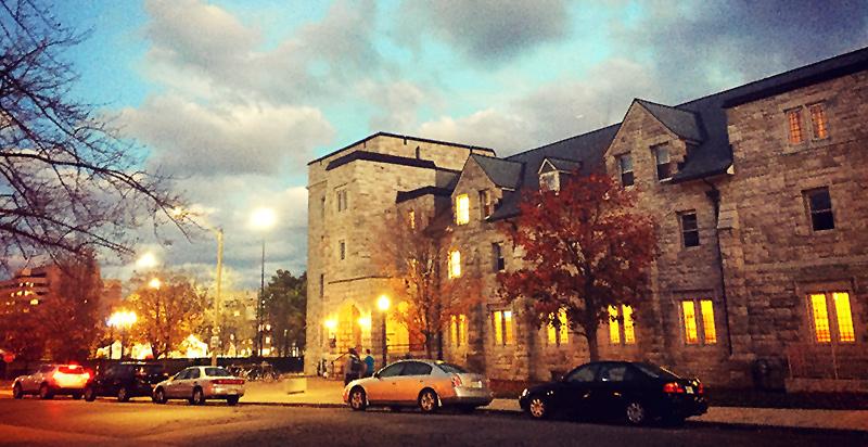 campus hyggeligt