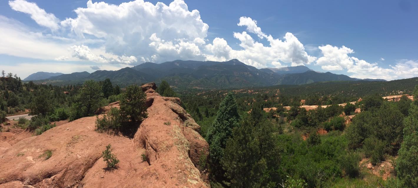 Garden of the Gods - Colorado Springs
