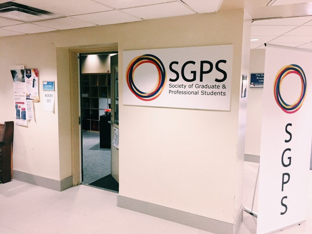 Welcome to the SGPS!