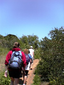 Hiking_Topanga_State_Park