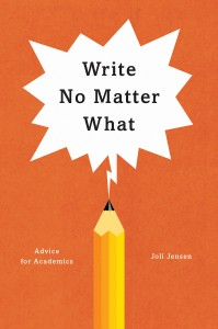 Write not matter what