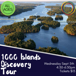 1000 Islands Discovery Tour