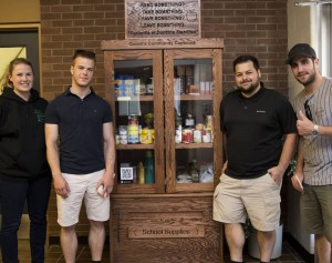 Queen's Community Cupboard