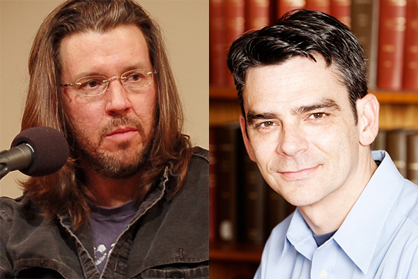 David Foster Wallace and Art Cockfield