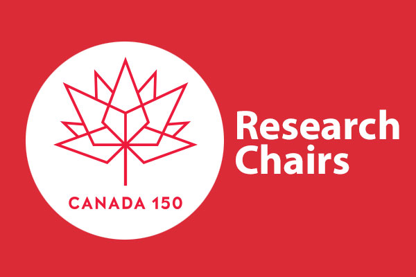 """Canada 150 Research Chairs logo"""