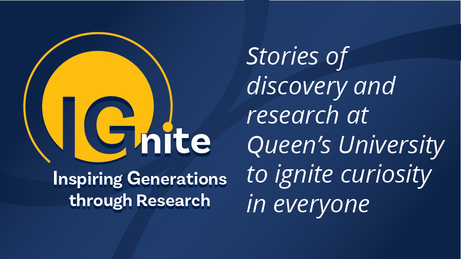 First edition of the IGnite: Inspiring Generations through Research short talk series launches Nov. 15 at The Isabel.