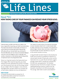 November edition of Lifelines
