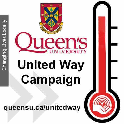 Queen's United Way Campaign