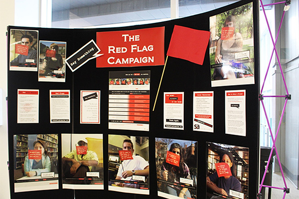 [Red Flag Campaign]