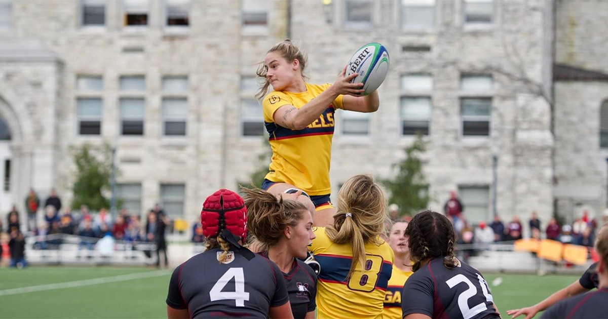 Queen's Gaels women's rugby