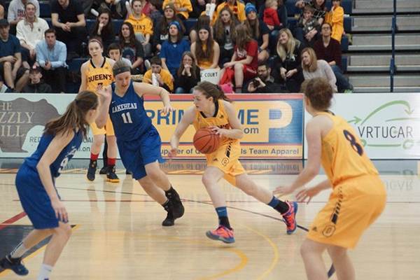 Gaels reach OUA Final Four | Queen's Gazette | Queen's ...