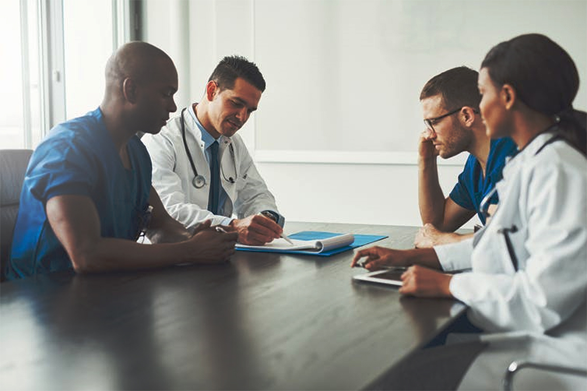 Racially sorted patients are surveilled, often with negative consequences. (Shutterstock)