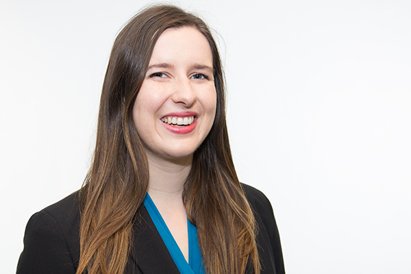 Heather Evans (Com'16), a member of the winning team from the 2014 Queen's Innovation Centre Summer Initiative, will study for a year at Tsinghua University in Beijing.