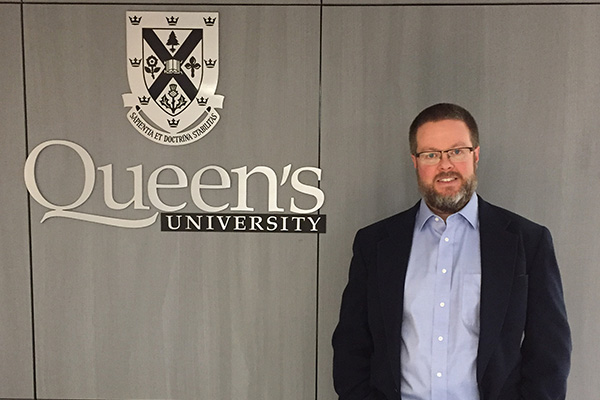 Paul Quick, Law'09, Staff Lawyer with the Queen's Prison Law Clinic
