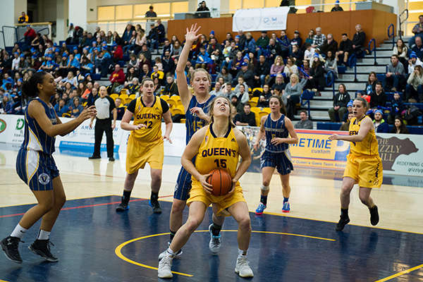 Gaels back Bell Let's Talk | Queen's Gazette | Queen's ...