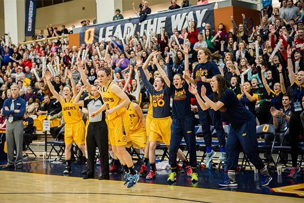 Queen's Gaels women's basketball
