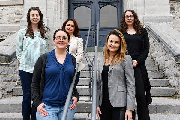 [Women in Science Queen's team]