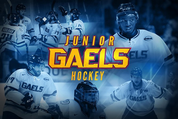 [Junior Gaels Hockey]