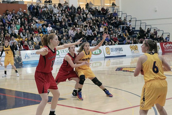 Streak snapped but Gaels bounce back | Queen's Gazette ...