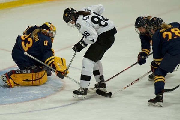 [Women's Hockey vs. Waterloo]