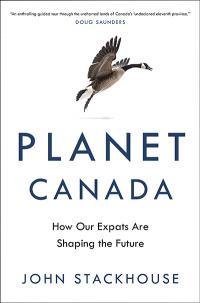 [cover graphic of Planet Canada]