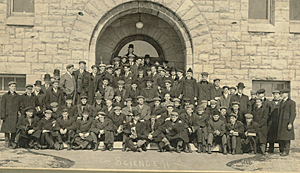 [Class of 1911 photo]