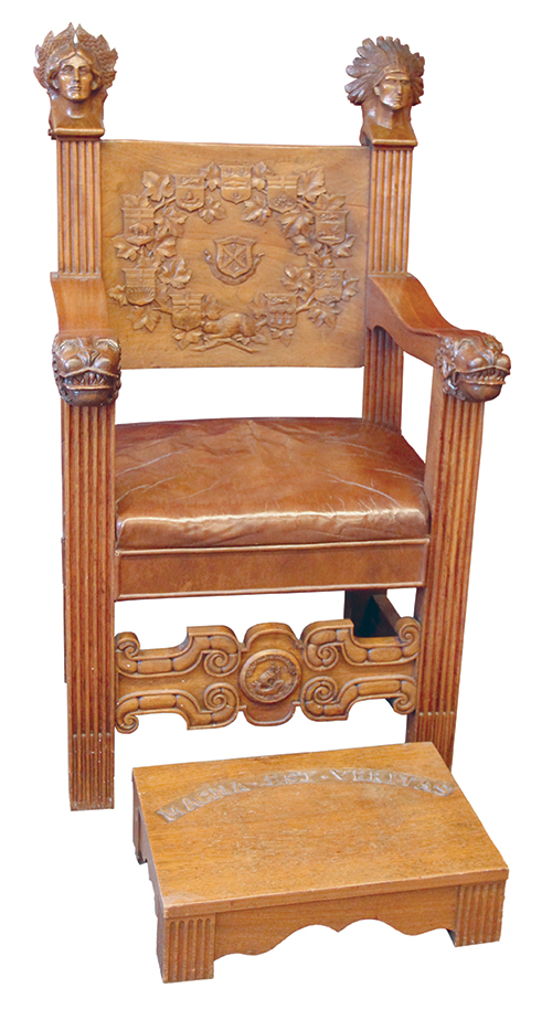 [photo of the Douglas Chair]