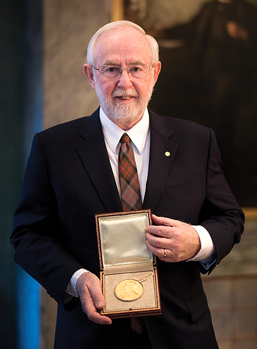 [Art Mcdonald, Nobel Prize in Physics]