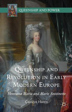 [book cover for Queenship and Revolution]