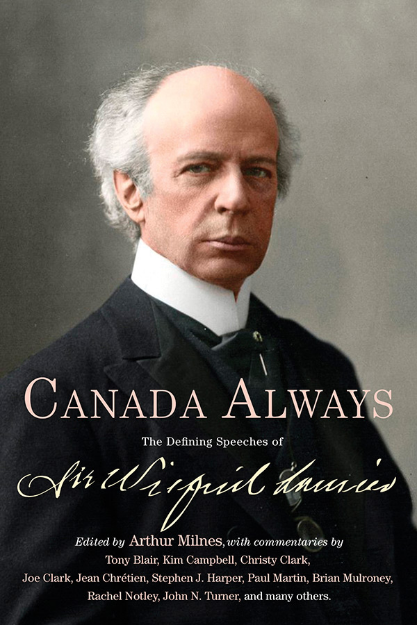 [cover of Canada Always book by Arthur Milnes]