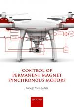 [book cover of Control of Permanent Magnet Synchonous Motors]