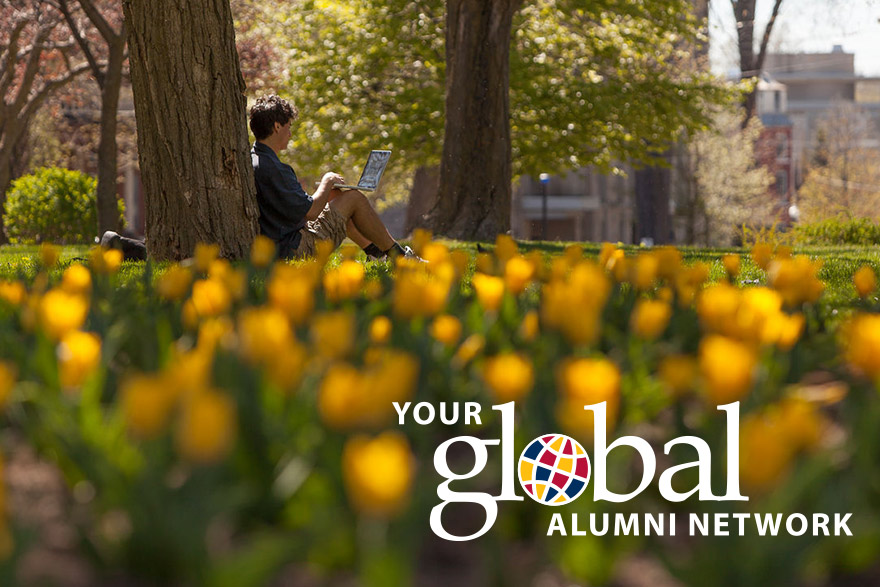 "[""Your Global Alumni Network"" graphic]"