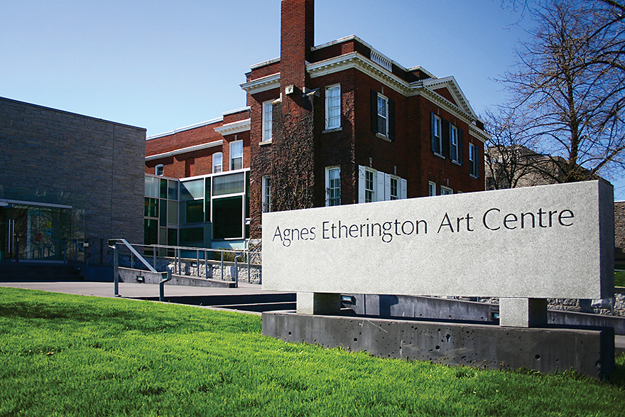 [photo of Agnes Etherington Art Centre]