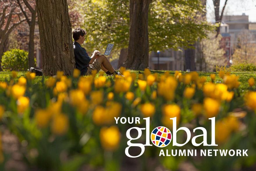 [Your Global Alumni Network]