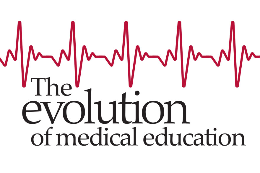 [The evolution of medical education]